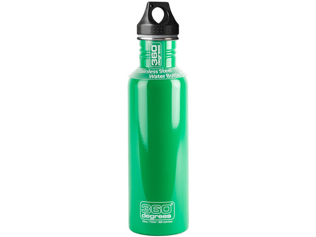 360° degrees Stainless Drink Bottle 750ml spring green